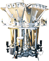 XU-Series Continuous Gravimetric Powder Blender